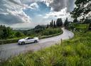 Фото авто Audi A5 2 поколение, ракурс: 90 цвет: белый