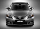 Фото авто Mazda 3 BK [рестайлинг],  цвет: серый