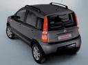 Фото авто Fiat Panda 2 поколение, ракурс: 135 цвет: серый