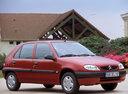 Фото авто Citroen Saxo 2 поколение, ракурс: 315