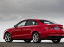 Фото авто Audi A3 8V [рестайлинг], ракурс: 135 цвет: красный