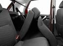 Фото авто Datsun mi-Do 1 поколение, ракурс: задние сиденья