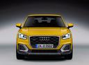 Фото авто Audi Q2 1 поколение,  цвет: желтый