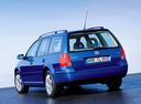 Фото авто Volkswagen Bora 1 поколение, ракурс: 135