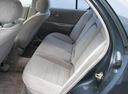 Фото авто Nissan Altima U13, ракурс: задние сиденья
