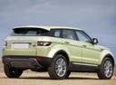 Фото авто Land Rover Range Rover Evoque L538, ракурс: 225 цвет: зеленый