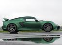 Фото авто Lotus Exige Serie 3, ракурс: 270 цвет: зеленый