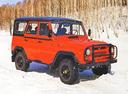 Фото авто УАЗ 3151 1 поколение, ракурс: 315 цвет: красный
