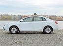 Фото авто Geely Emgrand EC7 1 поколение, ракурс: 90 цвет: белый