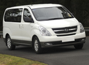 Фото авто Hyundai H-1 Grand Starex, ракурс: 315 цвет: белый