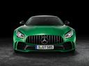Фото авто Mercedes-Benz AMG GT C190 [рестайлинг],  цвет: зеленый
