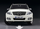 Фото авто Mercedes-Benz GLK-Класс X204,  цвет: белый