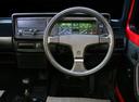 Фото авто Volkswagen Citi Golf 1 поколение, ракурс: торпедо