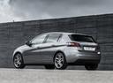 Фото авто Peugeot 308 T9, ракурс: 135 цвет: серый