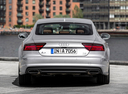Фото авто Audi A7 4G [рестайлинг], ракурс: 180 цвет: серебряный