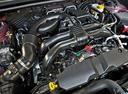 Фото авто Subaru Impreza 4 поколение, ракурс: двигатель