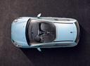Фото авто Citroen C3 2 поколение, ракурс: сверху цвет: голубой