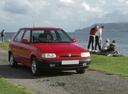 Фото авто Skoda Felicia 1 поколение, ракурс: 315