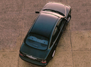 Фото авто Daewoo Leganza 1 поколение, ракурс: сверху