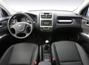 Фото авто Kia Sportage 2 поколение [рестайлинг], ракурс: торпедо