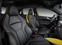 Фото авто Audi S1 8X, ракурс: сиденье