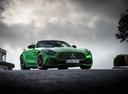 Фото авто Mercedes-Benz AMG GT C190 [рестайлинг], ракурс: 315 цвет: зеленый