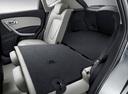 Фото авто FAW Besturn X80 1 поколение, ракурс: задние сиденья