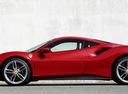 Фото авто Ferrari 488 1 поколение, ракурс: 90 цвет: красный