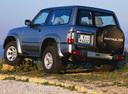 Фото авто Nissan Patrol Y61, ракурс: 135 цвет: серый