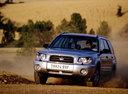 Фото авто Subaru Forester 2 поколение, ракурс: 45