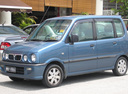 Фото авто Perodua Kenari 1 поколение, ракурс: 45