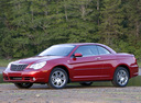 Фото авто Chrysler Sebring 3 поколение, ракурс: 90