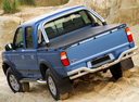 Фото авто Ford Ranger 2 поколение, ракурс: 135