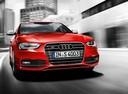 Фото авто Audi S4 B8/8K [рестайлинг],  цвет: красный