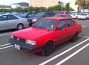 Фото авто Volkswagen Fox 1 поколение [рестайлинг], ракурс: 45