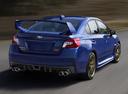 Фото авто Subaru Impreza 4 поколение, ракурс: 225 цвет: синий