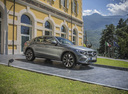 Фото авто Mercedes-Benz GLC-Класс X253/C253, ракурс: 315 цвет: серый