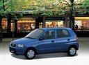 Фото авто Suzuki Alto 5 поколение, ракурс: 45