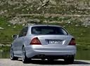 Фото авто Mercedes-Benz S-Класс W220 [рестайлинг], ракурс: 135