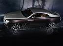 Фото авто Rolls-Royce Wraith 2 поколение, ракурс: 90 цвет: бордовый