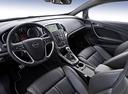 Фото авто Opel Astra J [рестайлинг], ракурс: приборная панель