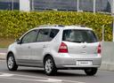 Фото авто Nissan Livina 1 поколение, ракурс: 135