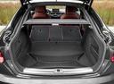 Фото авто Audi A5 2 поколение, ракурс: багажник цвет: черный
