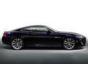Фото авто Jaguar XK X150 [2-й рестайлинг], ракурс: 270 цвет: сиреневый