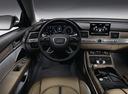 Фото авто Audi A8 D4/4H, ракурс: торпедо