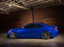 Фото авто Lexus RC 1 поколение, ракурс: 90 цвет: синий