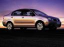 Фото авто Volkswagen Polo 4 поколение, ракурс: 270