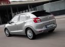 Фото авто Suzuki Baleno 2 поколение, ракурс: 135 цвет: серебряный