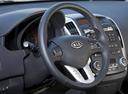 Фото авто Kia Cee'd 1 поколение [рестайлинг], ракурс: рулевое колесо