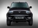 Фото авто УАЗ Patriot 2 поколение,  цвет: черный